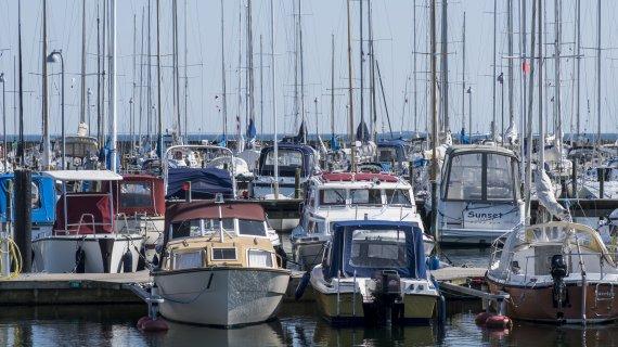 Vedbæk Havn header