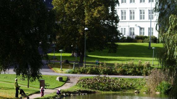 Foto: Nærum Gadekær - Foto af Jean Schweizer