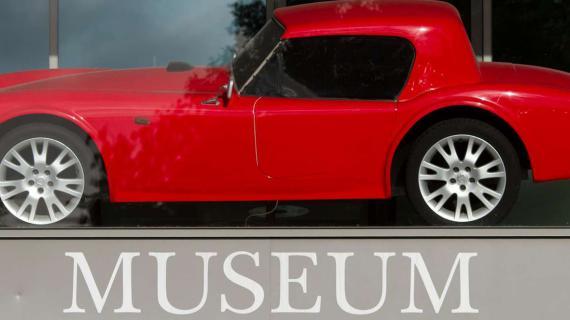 Sommers automobilmuseum header