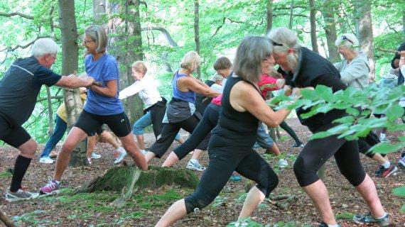 Grøn Puls styrketræning