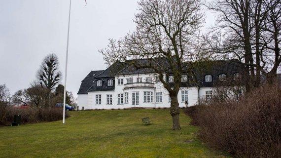 Bakkehuset i Vedbæk