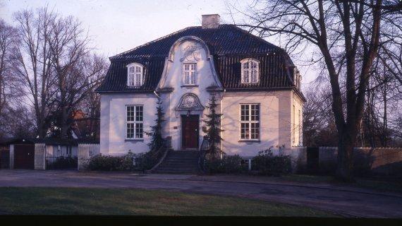 Foto: Søllerøds første rådhus