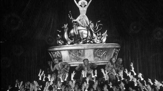 Stillfoto fra filmen METROPOLIS (1927)