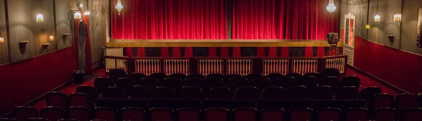 Foto: Reprise Teatret - salen