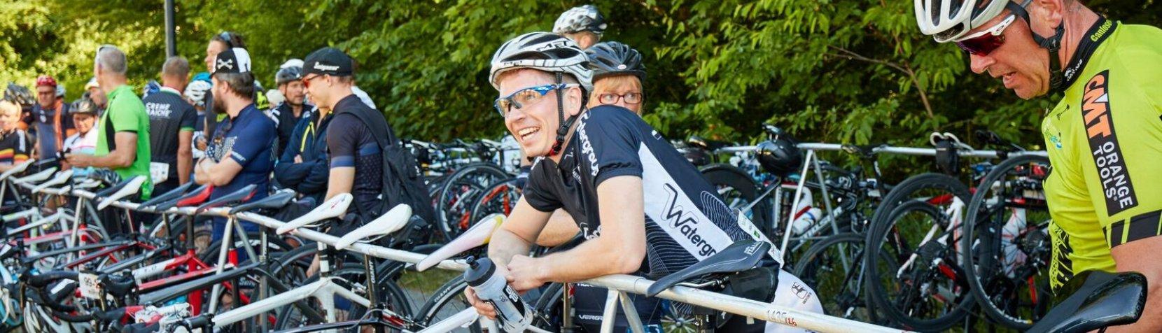 Cykelstafetten i Rudersdal 2016