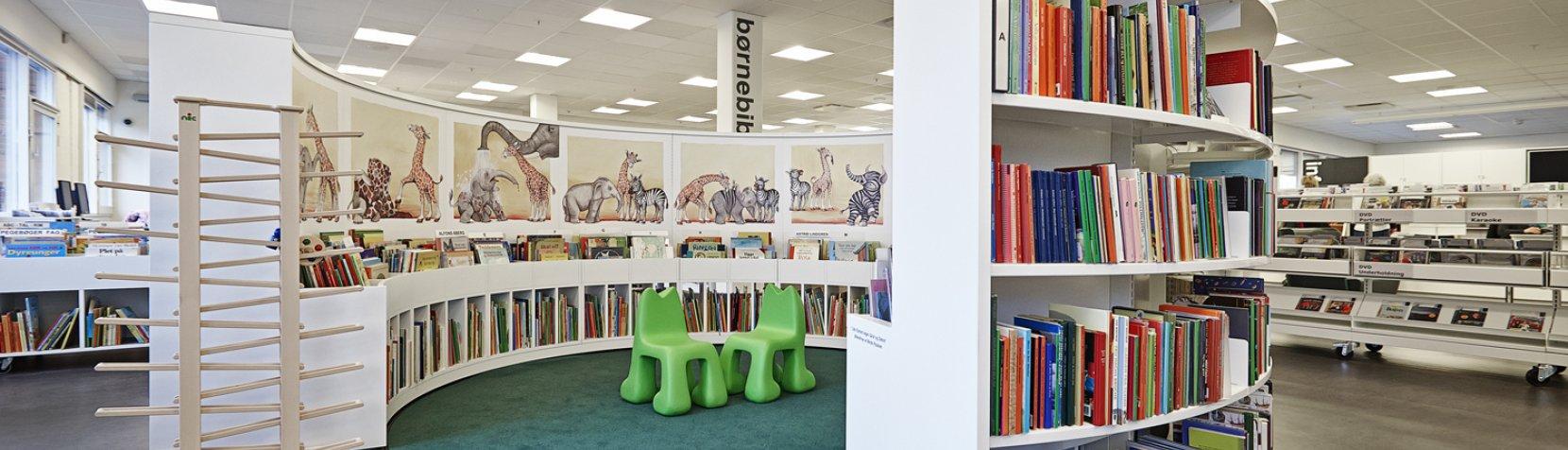 Holte bibliotek for børn
