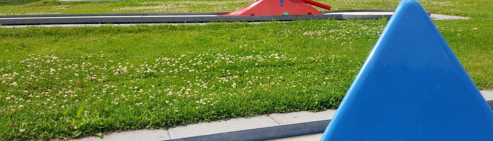 Rudersdal Minigolfbane - Holtegårdsparken