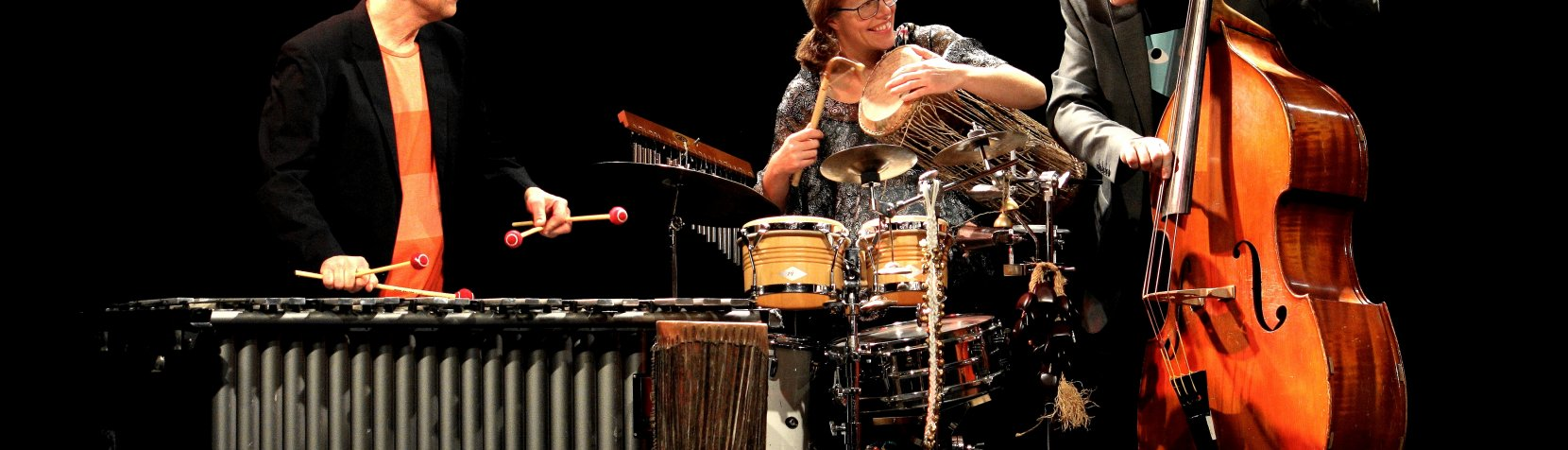 Foto: Drum drum kamæleonkoncert