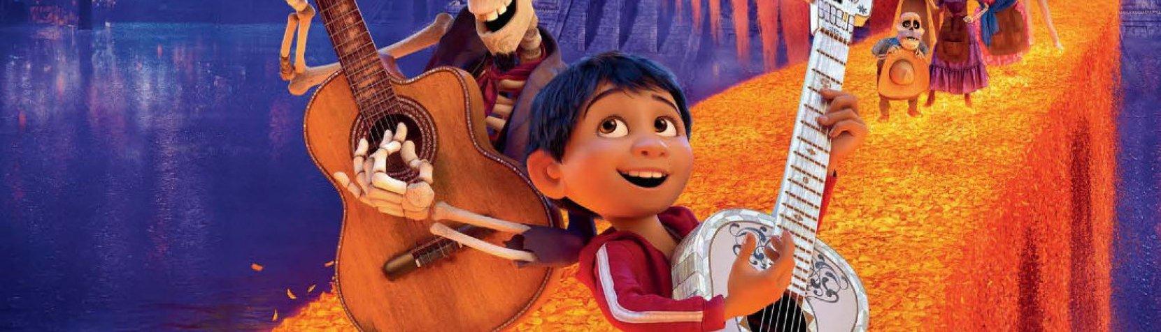 Foto: Plakat 'Coco' - en børnefilm