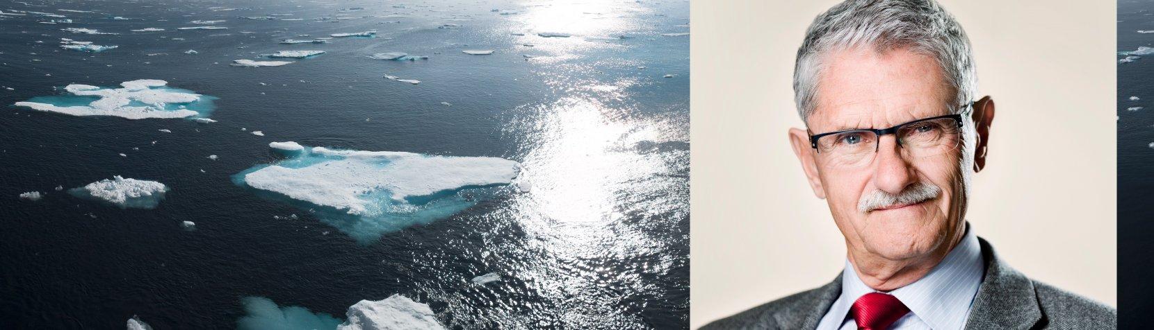 Mogens Lykketoft - fotograf Steen Brogaard - klima