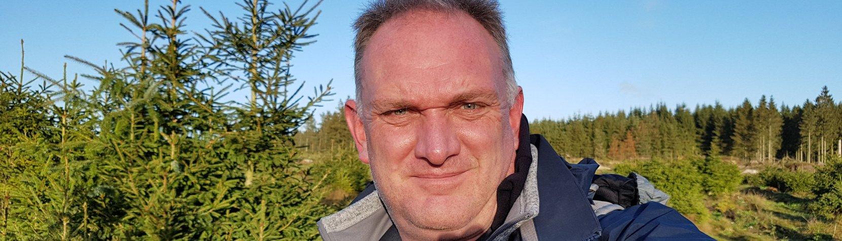 Naturvejleder Morten D.D. Hansen