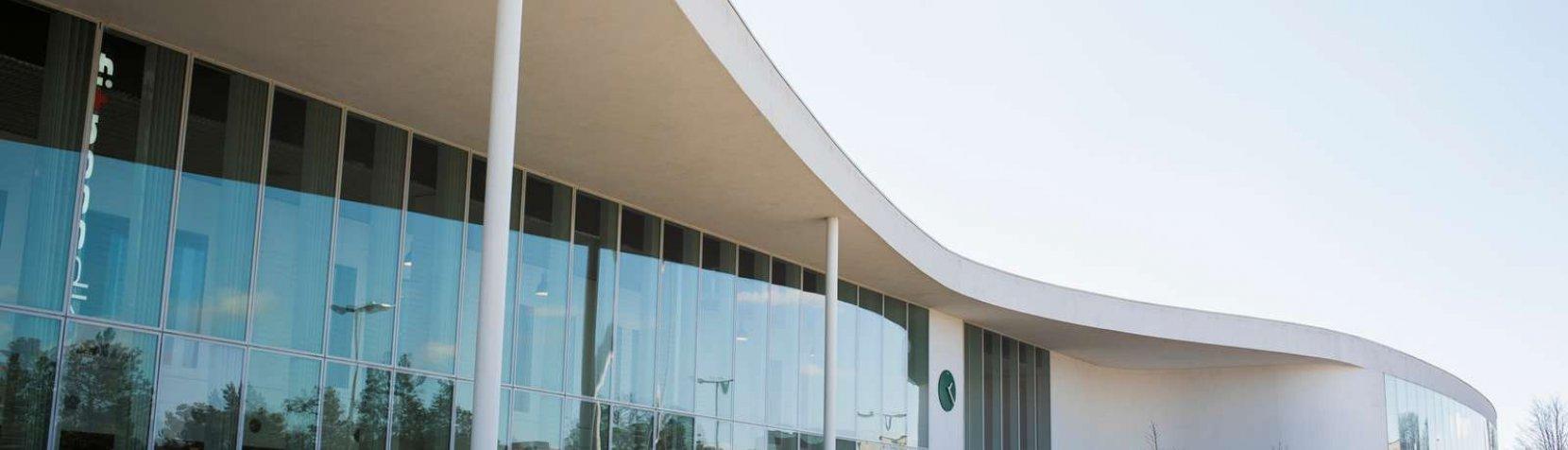 Birkerød Idrætscenter facade