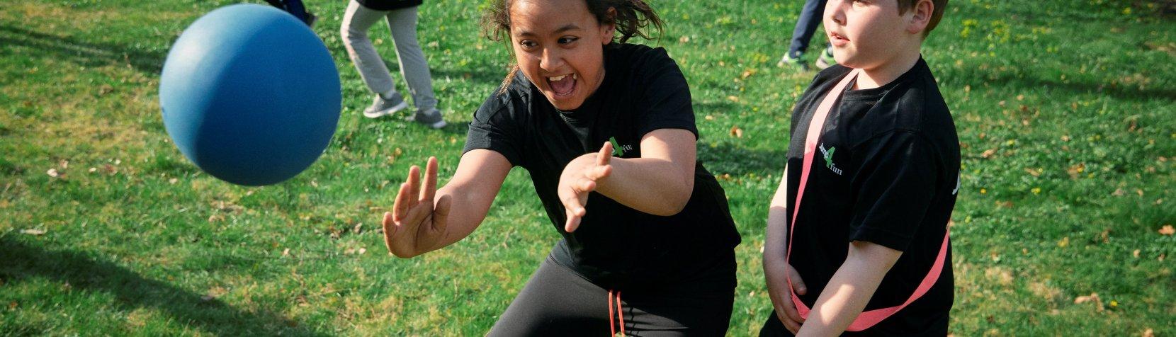 Jump4fun -aktive børn