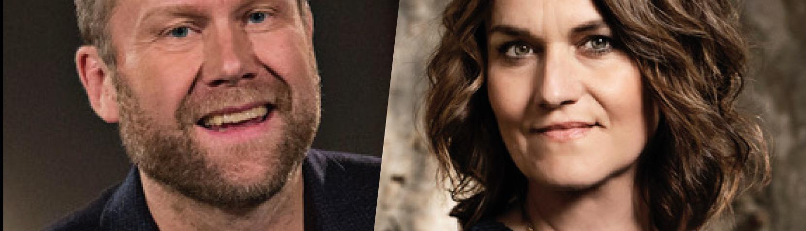 Ole Kibsgaard og Lisbeth Sagen