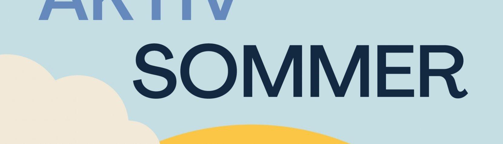 Aktiv Sommer plakat