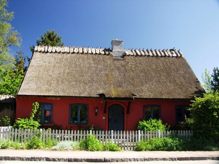 Hus i Høsterkøb