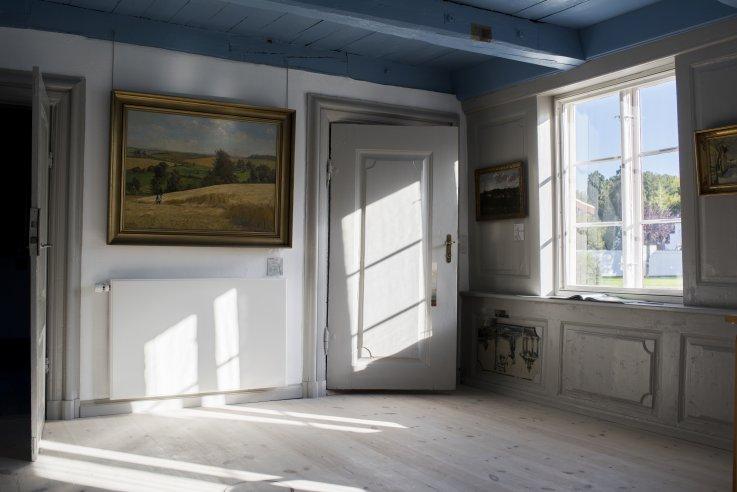 Mothsgården interieur
