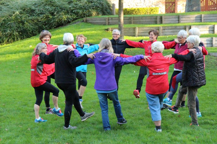 Grøn Puls fællestræning