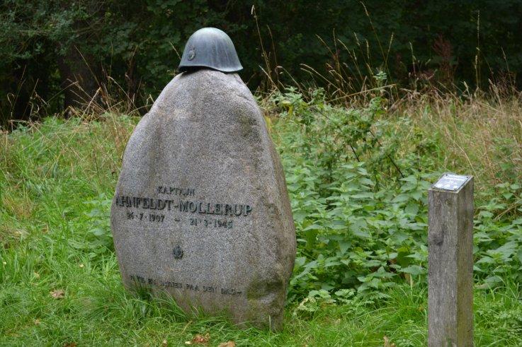 Foto: Høje Sandbjerg - udsigt