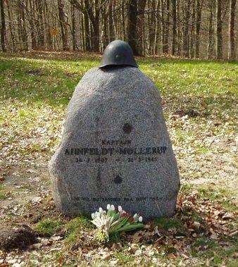 Monument for Kaptajn Mollerup