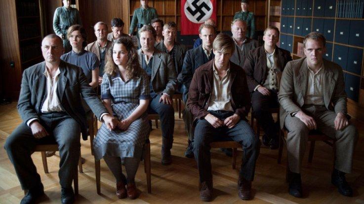 Still foto fra filmen 'Hvidsten Gruppen'