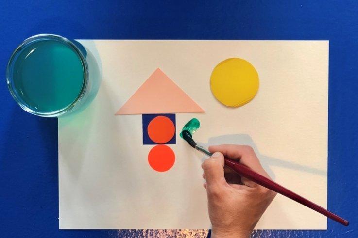Geometrisk billedlaboratorie