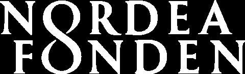 Nordeafonden logo hvid