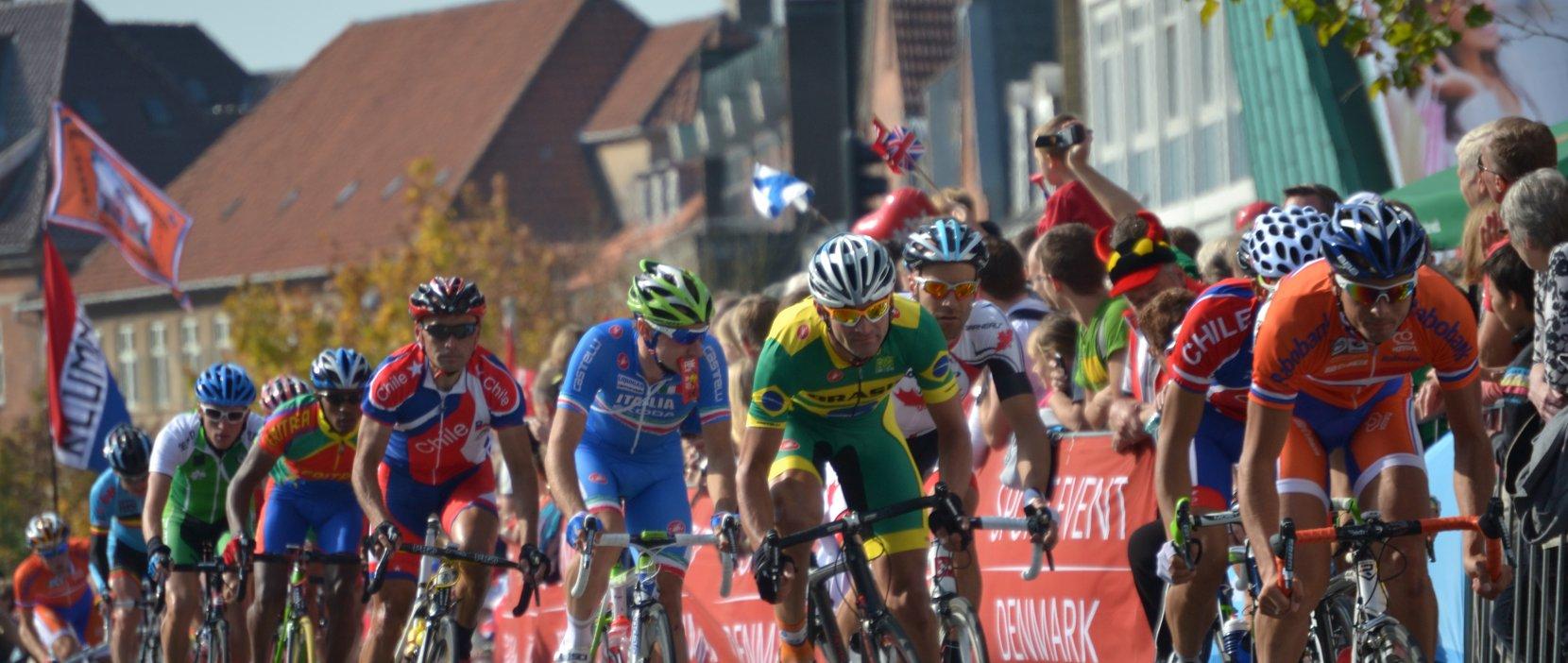 VM i landevejscykling 2010